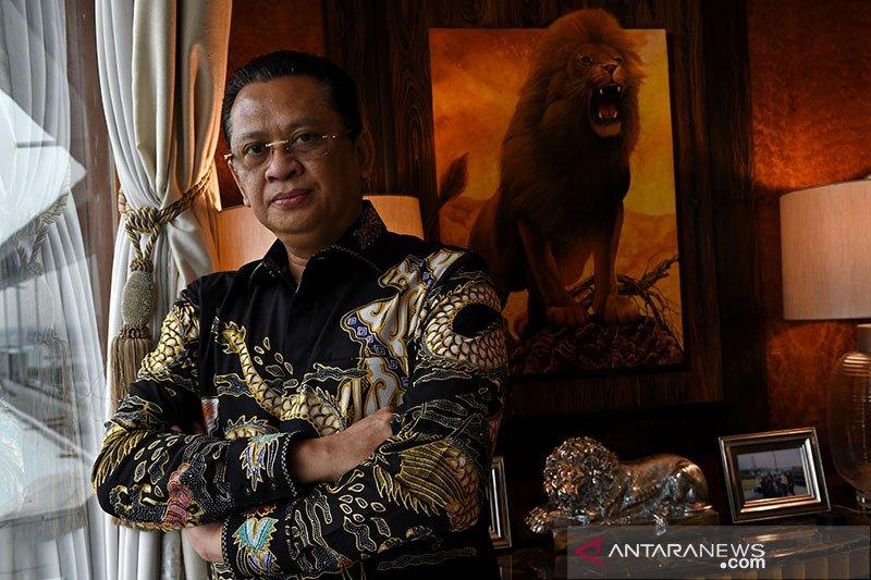 Bamsoet: Warren Tanoe bersedia meningkatkan tawaran lelang motor Jokowi