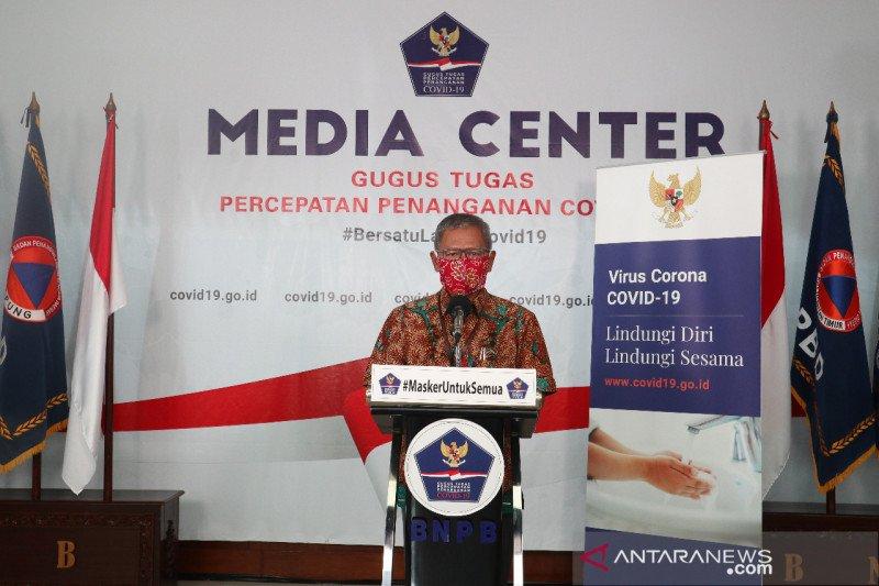 Update COVID-19 di Indonesia 3.293 kasus dan 252 orang sembuh