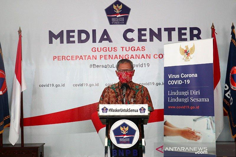 Total Positif Covid 19 Di Indonesia 3 293 Kasus Dan 252 Pasien Sembuh Antara News