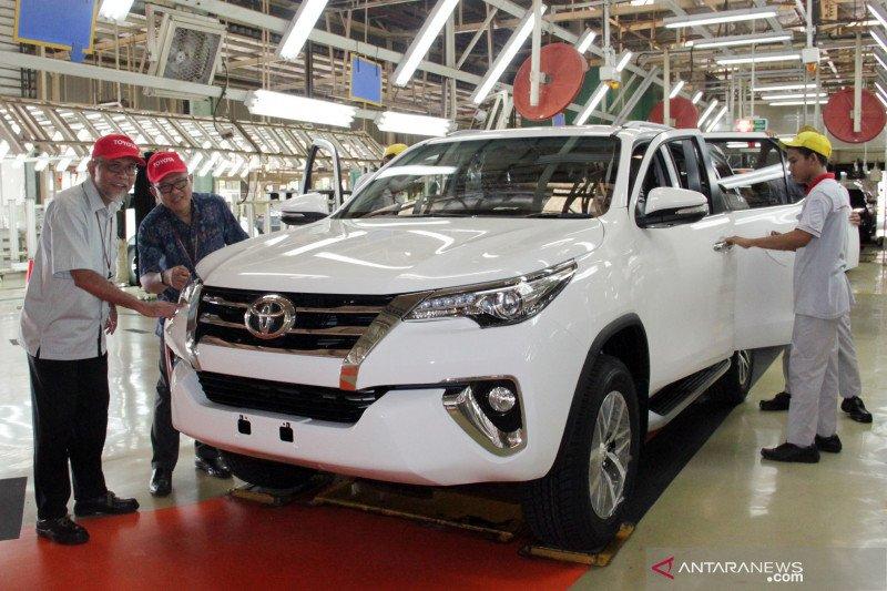 Toyota hentikan produksi selama lima hari di Jakarta dukung PSBB