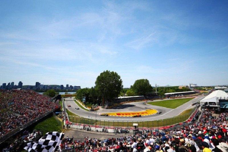 Grand Prix F1 Kanada ditunda akibat pandemi wabah virus corona/COVID-19
