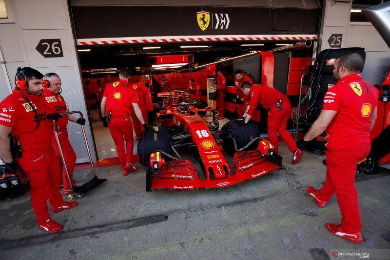 Formula 1 pertimbangkan gelar balapan tanpa penonton