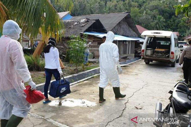 Hasil rapid test mahasiswi di Mentawai positif COVID-19, warga dimbau tidak panik