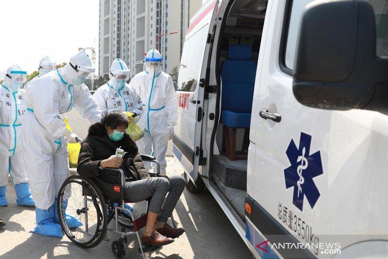 RS Leishenshan Wuhan ditutup usai pasien COVID-19 terakhir sembuh