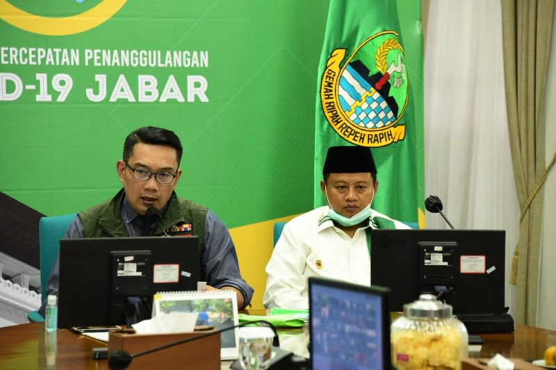 Gubernur Jabar berharap MUI sampaikan fatwa soal mudik saat wabah