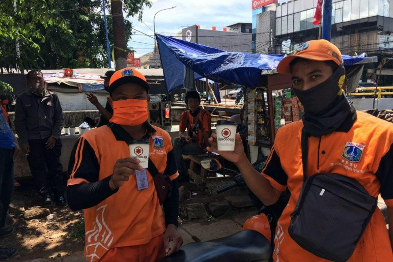 Gerakan satu juta kopi diperluas bantu stamina warga hadapi pandemi COVID-19