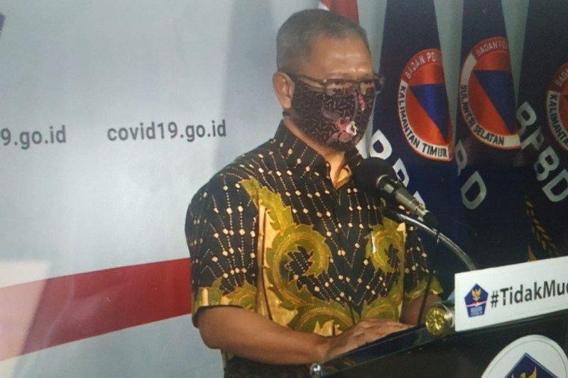 34 provinsi di Indonesia terinfeksi COVID-19,  hanya Gorontolo baru ditemukan satu kasus
