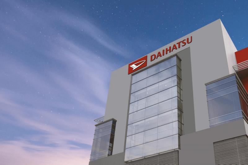 Astra Daihatsu hentikan kegiatan produksi dan diler sepekan