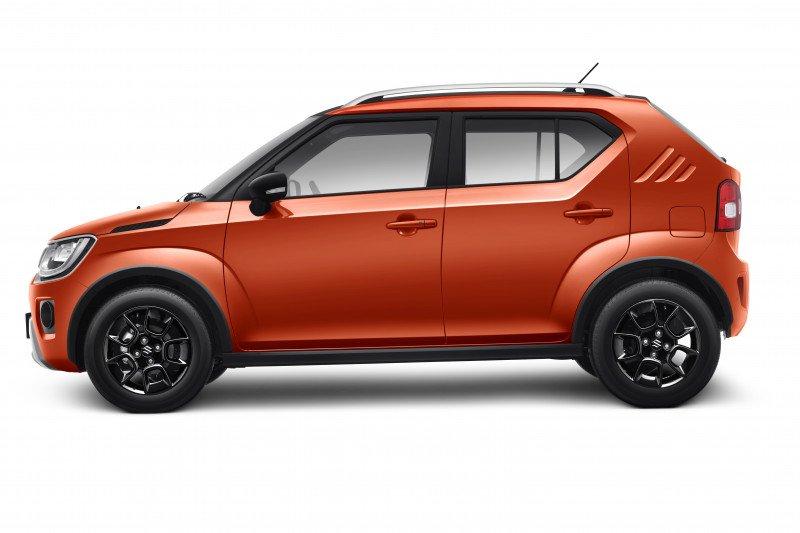 Ini spesifikasi Suzuki Ignis terbaru