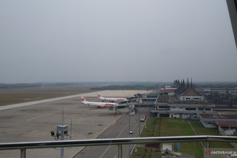 Minangkabau Airport shortens operating hours to prevent COVID-19  spread