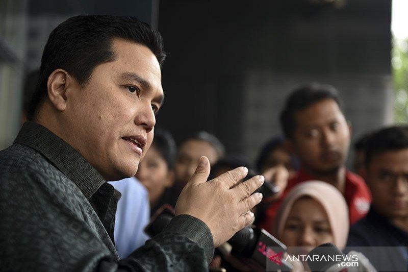 Erick Thohir bantah buat akun sosmed