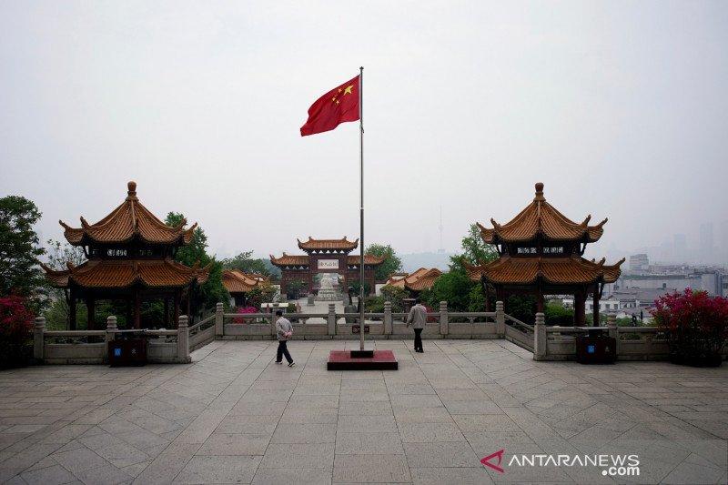Setelah lewati pandemi, Wuhan justru peringkat pertama kota yang paling banyak dikunjungi wisatawan di China
