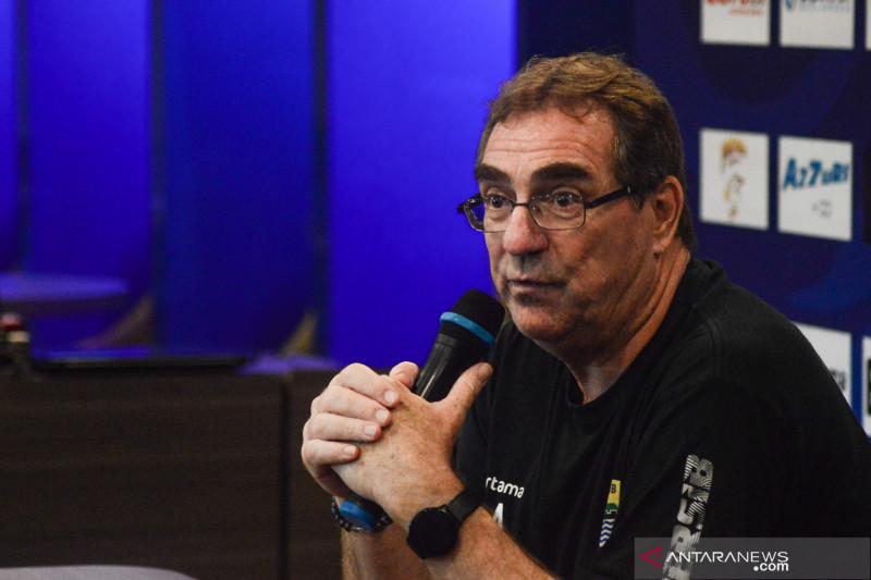 Robert Alberts berharap komposisi pemain Persib Bandung tak berubah