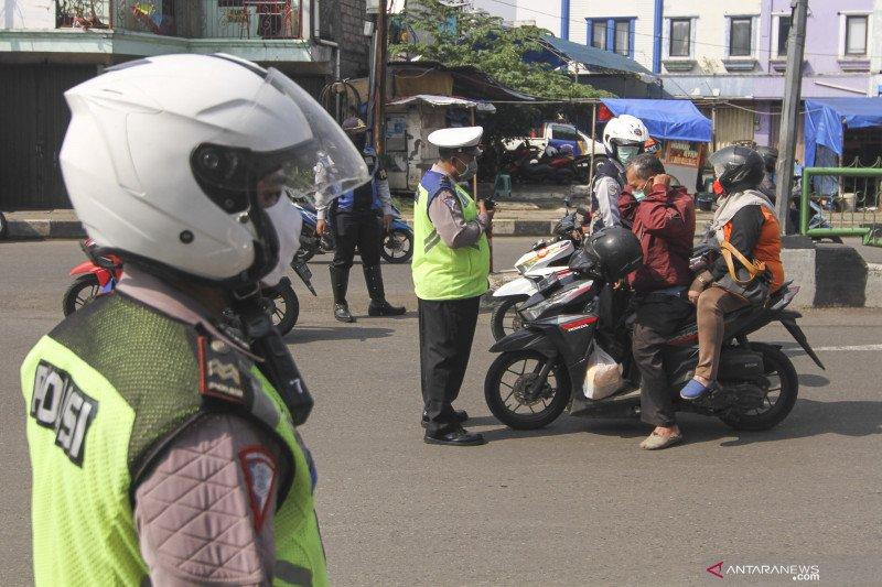 Pemkot Depok tegaskan tidak ada penutupan jalan selama PSBB