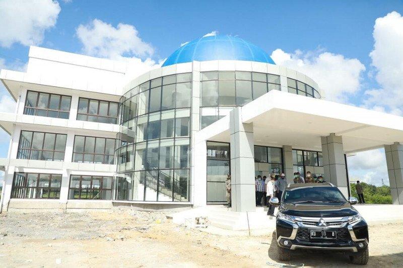 Gubernur Instruksikan DPK Berkantor di Perpusda