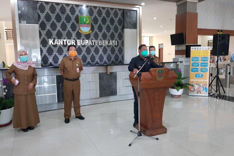 Pemkab Bekasi terapkan PSBB 14 hari mulai Rabu
