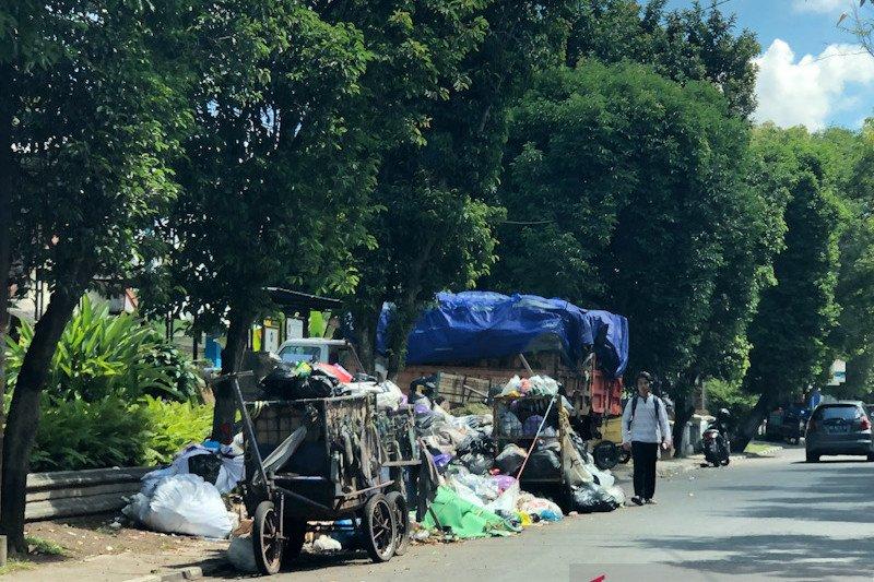 Kondisi depo sampah di Kota Yogyakarta berangsur normal kembali