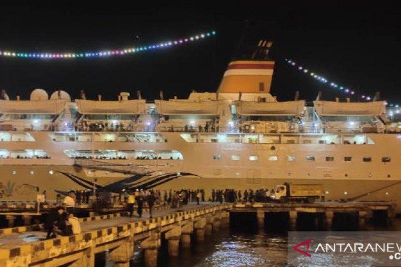 KM Umsini batal singgah di sejumlah pelabuhan di NTT