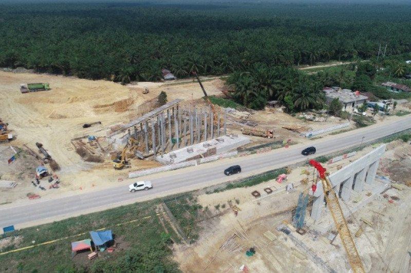 Tol Pekanbaru-Dumai dibuka fungsional mulai 18 Mei sampai H+7 Lebaran