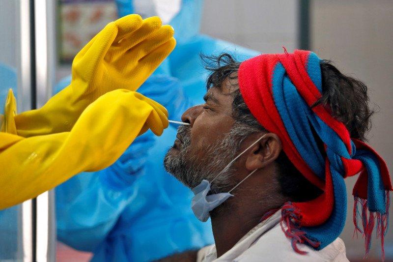 India tangguhkan uji coba antibodi corona setelah akurasi dipertanyakan