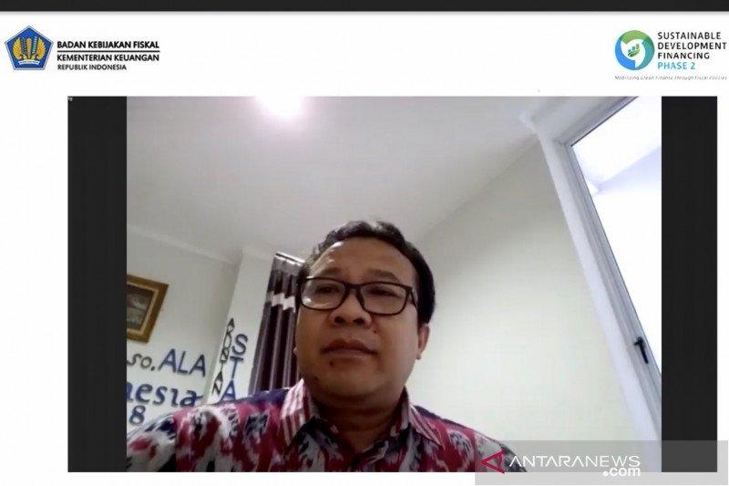 Indonesia butuh Rp3.461 triliun untuk capai target penurunan emisi 2030