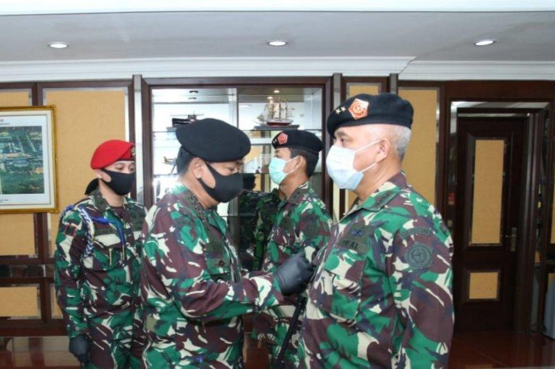 Laksda TNI Anwar Saadi jabat Jaksa Agung Muda Bidang Pidana Militer
