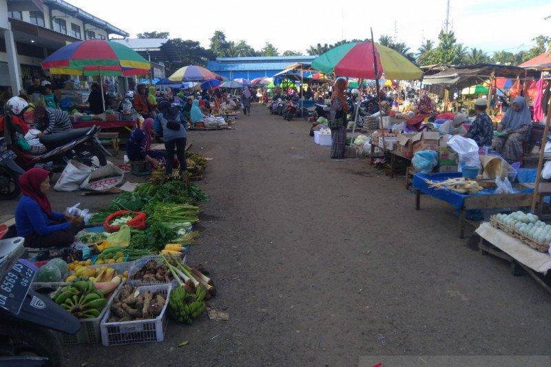 Gunung Kidul menyiapkan pedagang pasar berjualan secara daring