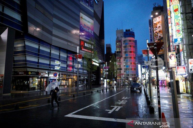 Tikus muncul di jalanan sepi, setelah Jepang perangi corona dengan karantina