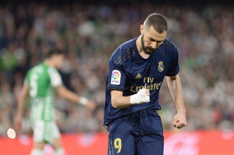 Benzema semakin garang dan cetak lebih 20 gol di Liga Spanyol