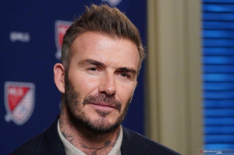 Beckham kejutkan seorang lansia suporter Liverpool