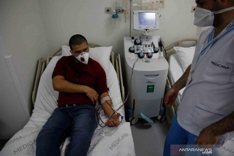 Kasus infeksi COVID-19 di Turki jadi yang tertinggi di luar AS, Eropa