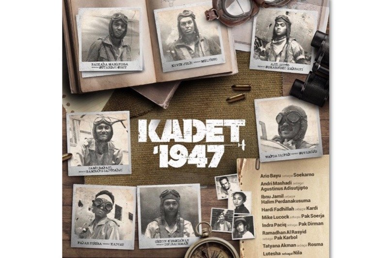 "Film ""Kadet 1947"" angkat kisah pemuda pertahankan Kemerdekaan RI"