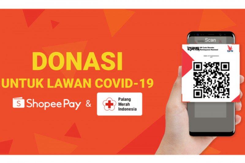 """ShopeePay dan PMI hadirkan """"Donasi lawan COVID-19"""""""