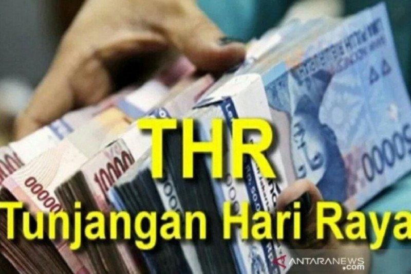 65 persen perusahaan di Kota Depok telah bayarkan THR