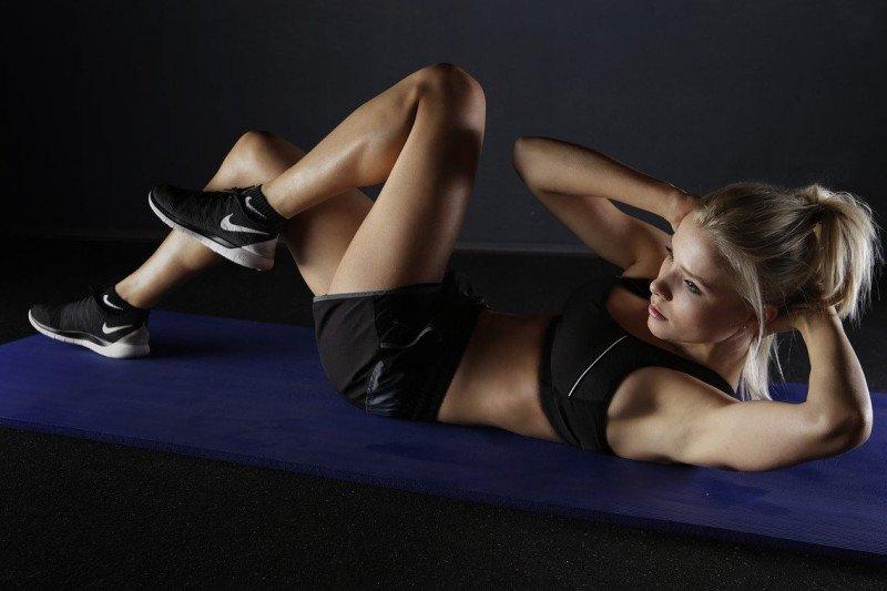 Latihan ini bisa kembalikan energi akibat terlalu lama WFH