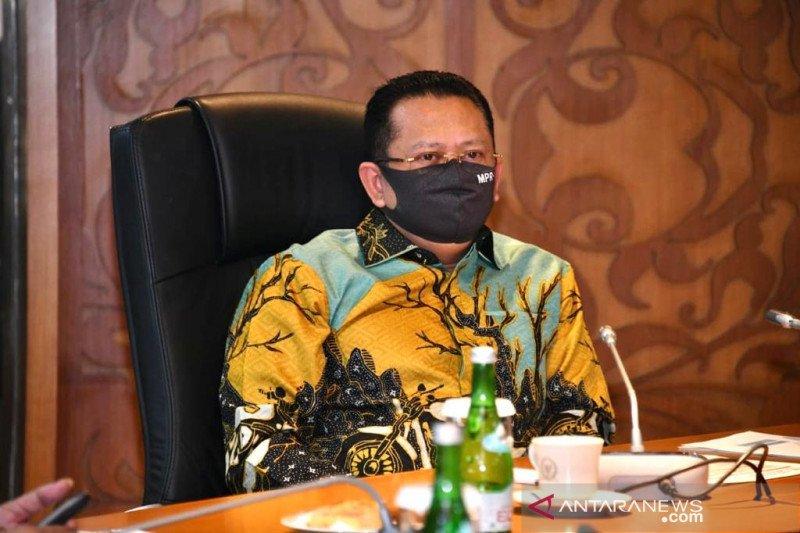 Ketua MPR RI minta kepala daerah pastikan warga patuhi pembatasan sosial