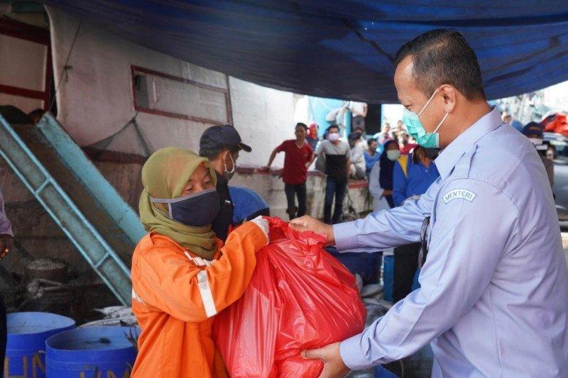 Menteri KP: Produksi perikanan tidak akan berhenti selama pandemi COVID-19
