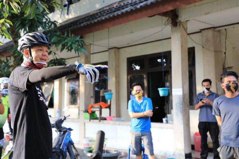 Warga Jateng di Jakarta diminta daftar penerima bantuan