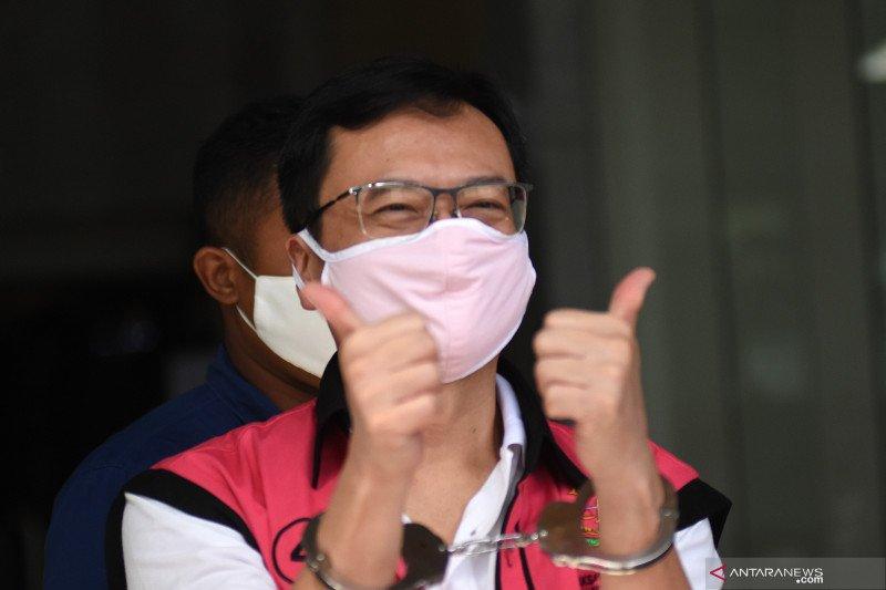 Tim JPU limpahkan lima berkas korupsi Jiwasraya ke pengadilan Tipikor