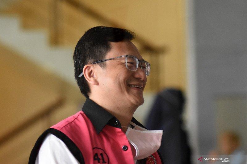 Benny Tjokro didakwa lakukan pencucian uang hasil korupsi di Jiwasraya