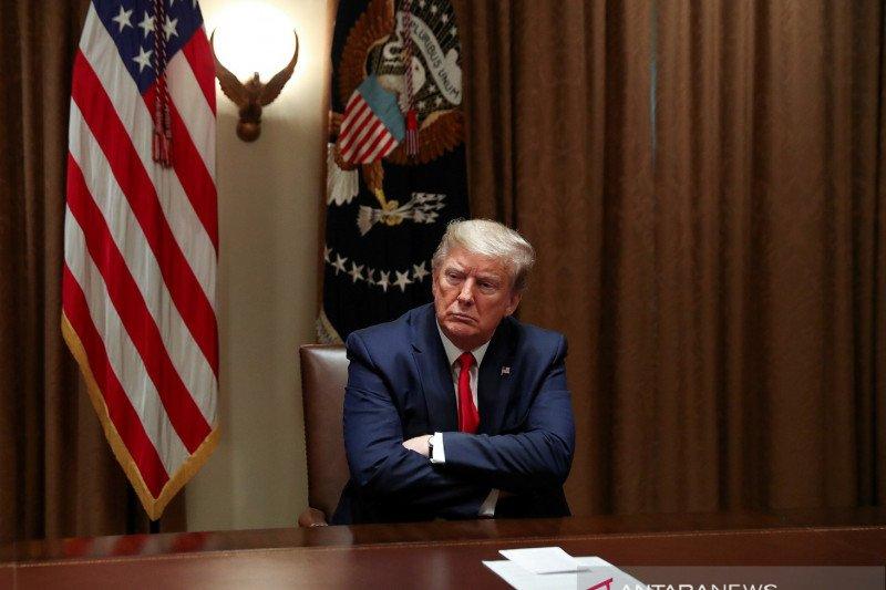 Trump:  AS sedang selidiki apakah COVID-19 berasal dari lab Wuhan