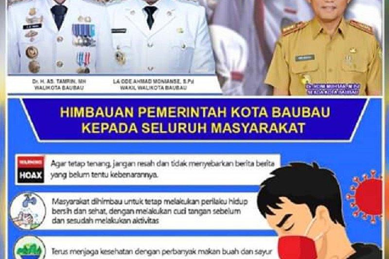 Dua warga Baubau terklarifikasi sebagai OTG dan ODP