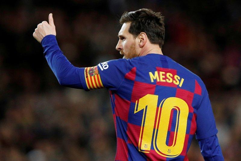 Messi sebut peluang Barca kecil menjuarai Liga Champions