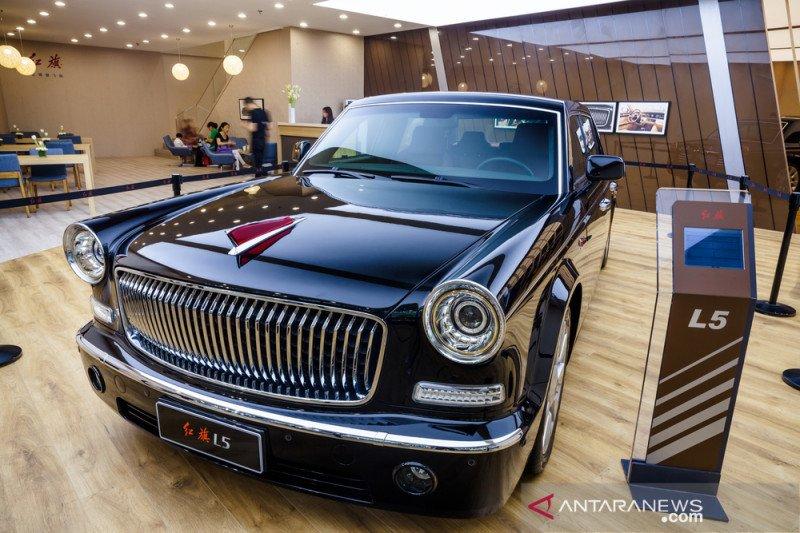 Mobil ikonik China FAW Hongqi bangun pabrik baru NEV di Changchun