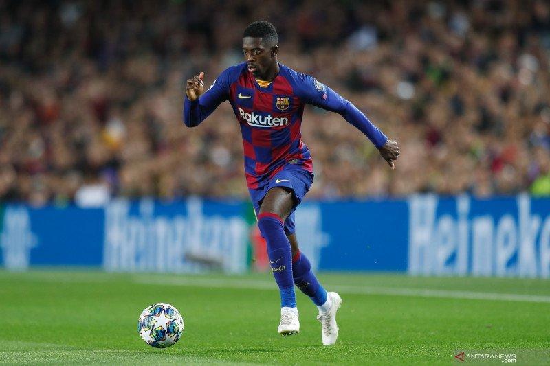 Sudah waktunya Barcelona jual Ousmane Dembele