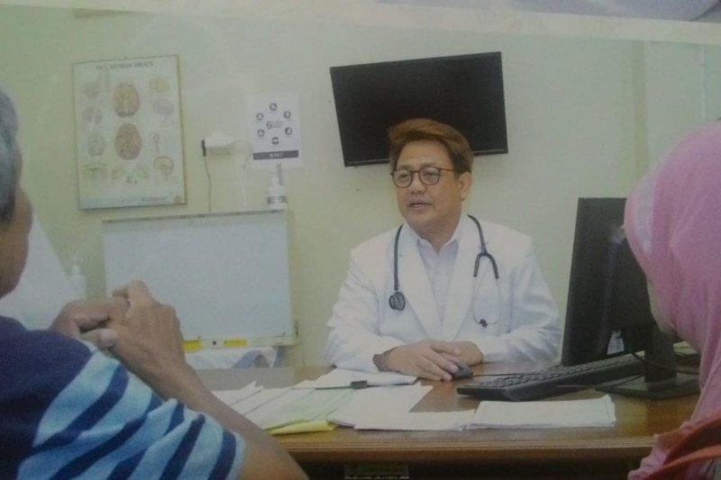Dokter sebutkan aktivitas yang sedikit bisa tingkatkan risiko stroke