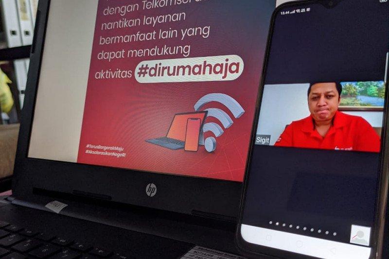 Telkomsel dukung pendidikan dalam layanan CloudX
