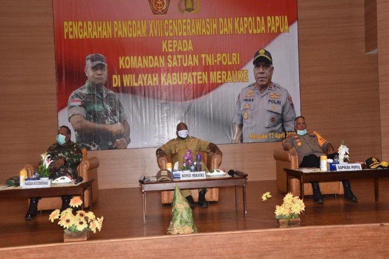 Kapolda Papua: penyidikan kasus Mamra masih dilakukan