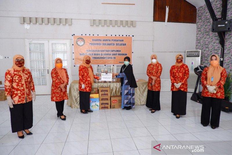 16 tenaga medis RSUP Wahidin Sudirohusodo Makassar terpapar COVID-19