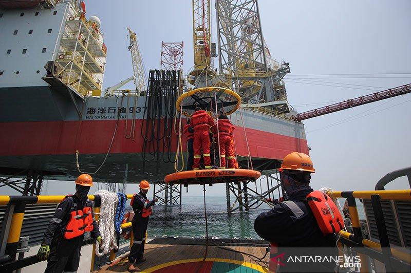 Harga minyak naik didukung pembatasan pasokan yang sedang berlangsung